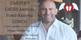 Geoff Jowett Carter's Cause
