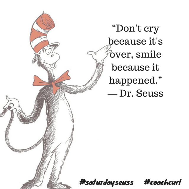 Seuss on Saturday