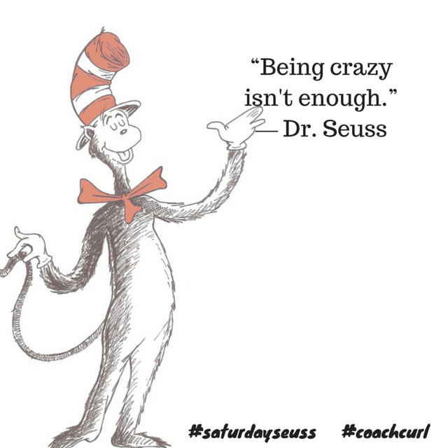 Saturday Seuss Dr Suess