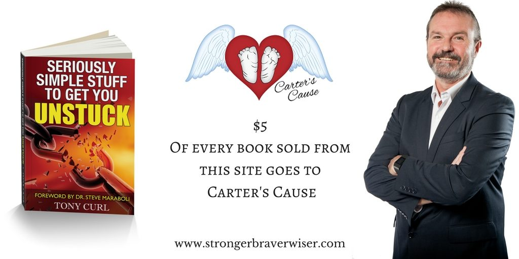 $5 Goes to Carter's Casue