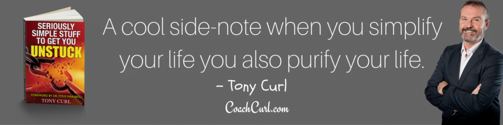 The Tony CoachCurl Podcast
