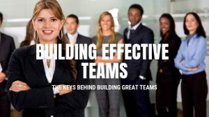 build an effective team