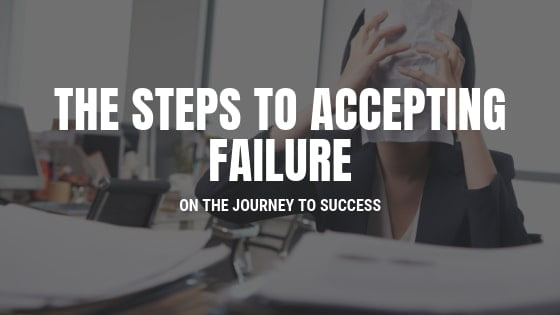accepting failure