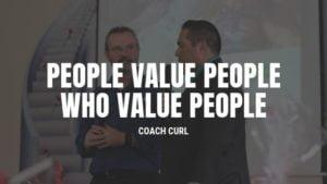 People Value People who Value People