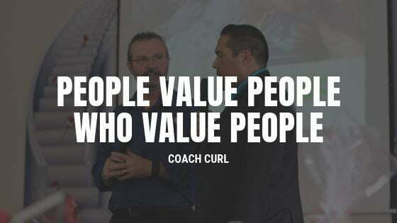People Value People who Value People